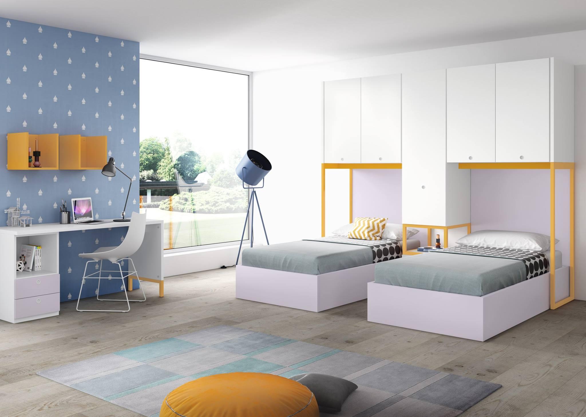 Muebles bidasoa en irun vende dormitorios de matrimonio for Muebles para dormitorios juveniles modernos