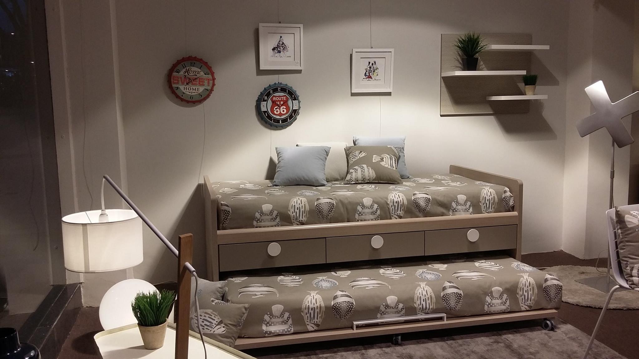 Muebles bidasoa en irun vende dormitorios juveniles for Muebles para dormitorios juveniles modernos